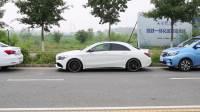 奔驰CLA级AMG 自动泊车展示