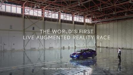 讴歌TLX与AR相结合 现实与虚拟的完美融合