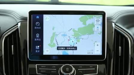 【全车功能展示】轩朗 导航系统展示