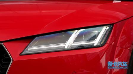 【全车功能展示】 奥迪TT RS 灯光展示