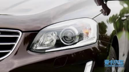 【全车功能展示】 沃尔沃XC60 灯光展示