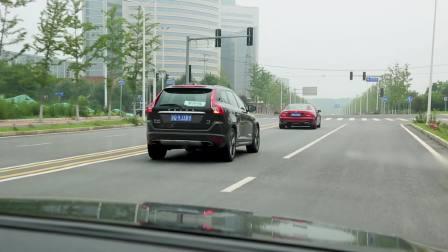 沃尔沃XC60 自适应巡航展示