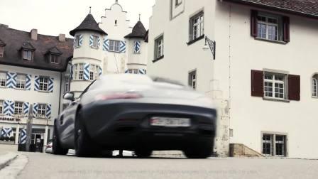 奔驰AMG50年生日快乐