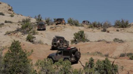 2015复活节Jeep 家庭越野体验
