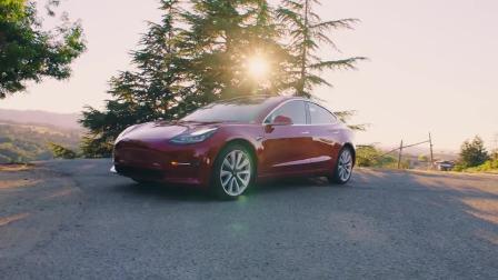 2018款 全新特斯拉Model 3驾驶体验