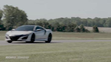 加入我们的比赛吧 讴歌NSX GT3