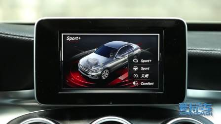 奔驰C级 驾驶模式展示