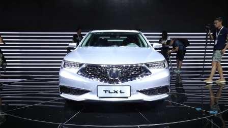 2017成都车展 讴歌TLX-L
