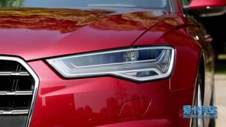 奥迪A6 Avant 灯光展示