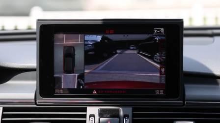 奥迪A6 Avant 全景影像展示