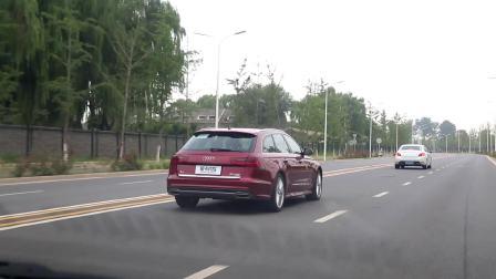 奥迪A6 Avant 自适应巡航展示