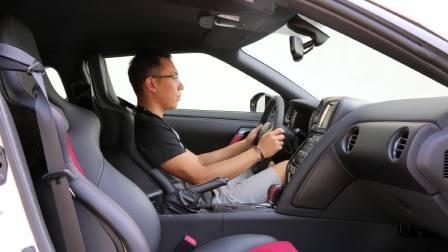 日产GT-R 乘坐体验展示