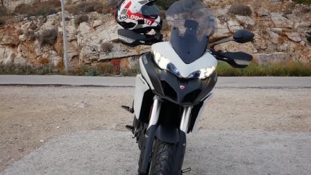杜卡迪MTS950 0-200加速视频
