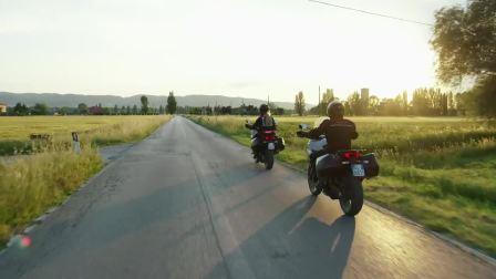 杜卡迪MTS950 Perugia之旅