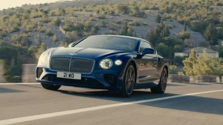 重新定义的超豪华跑车 全新欧陆GT亮相