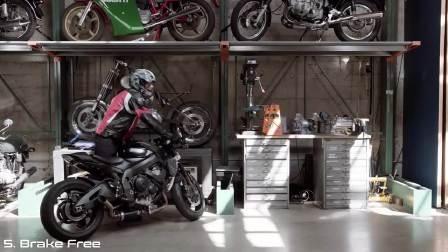 5个你必须要看的摩托车小配件