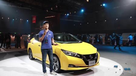 最畅销的电动车换代了!日产全新聆风