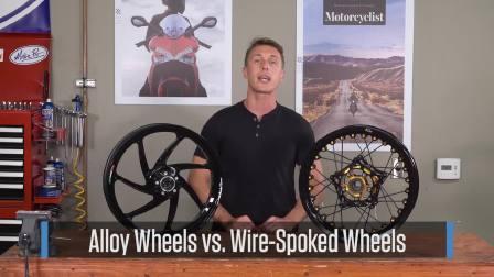 钢丝轮圈和铸造轮圈的区别