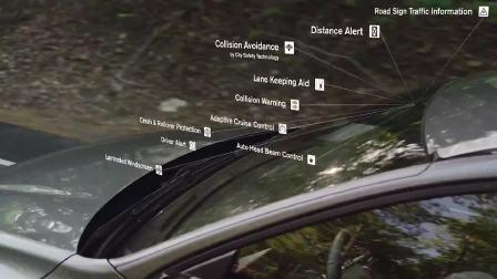 沃尔沃XC60 挡风玻璃