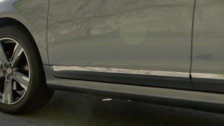 沃尔沃XC60 轮胎表现