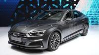 2017法兰克福车展 奥迪A5亮相
