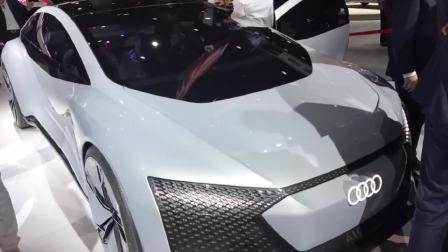 2017法兰克福车展 奥迪概念汽车