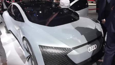 2017法兰克福车展 奥迪概念车登场