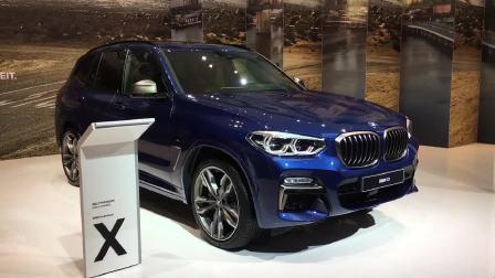 2017法兰克福车展 宝马X3 m40i