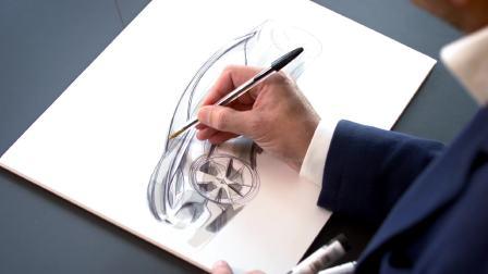 2017法兰克福车展 宝沃ISABELLA的设计足够新颖
