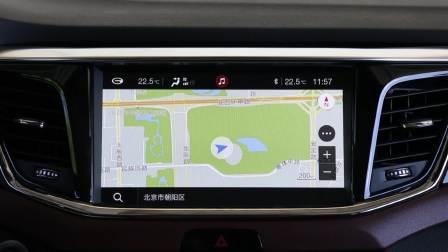 传祺GS8 导航系统展示