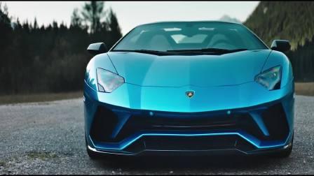 2017法兰克福车展 兰博基尼Aventador S敞篷版
