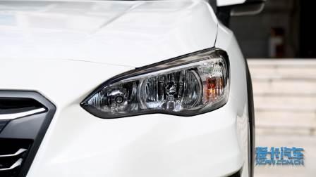 2018款斯巴鲁XV 灯光展示