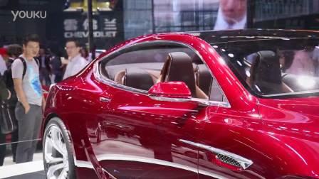 2016北京车展 运动概念车别克AVISTA