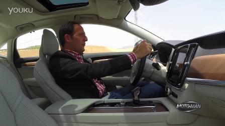 2016成都车展预热 外媒测试新S90与apple car play