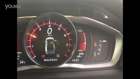 2016成都车展预热 沃尔沃S60 Polestar听这排气声音