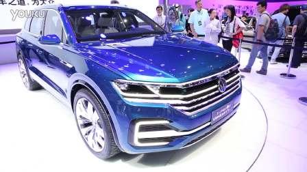 2016北京车展 大众新概念T-Prime GTE