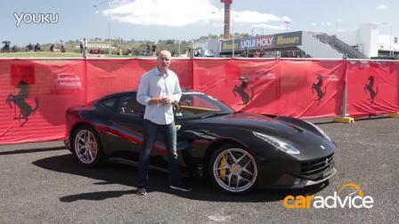 2016 法拉利 F12 赛道试驾讲解