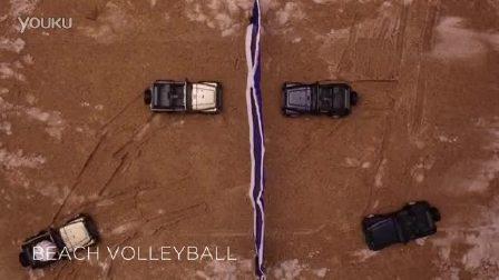 Jeep任何运动任何地形画创意广告