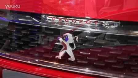 2016北京车展 高尔夫GTI劲敌308S GTi