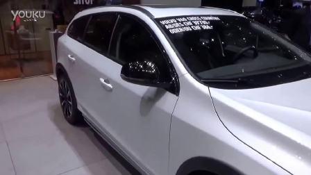 2016 沃尔沃V60外观内饰