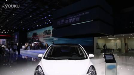 2016广州车展 长安奔奔EV 小巧玲珑的小精灵