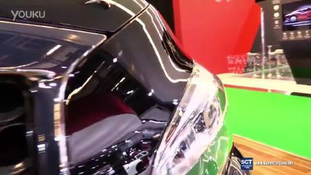 2016英菲尼迪QX80车展实拍