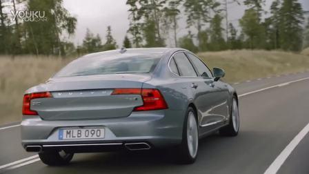 2016成都车展预热 外媒测试全新S90 T5