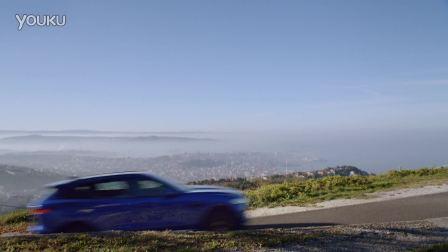 霍金出演 全新F-PACE捷豹首款跑车型SUV