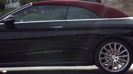 梅赛德斯奔驰 C-Class 敞篷版展示篇