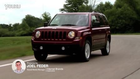 外媒评测Jeep自由客