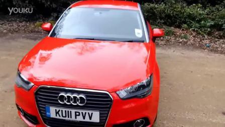 Audi A1外观内饰及驾驶