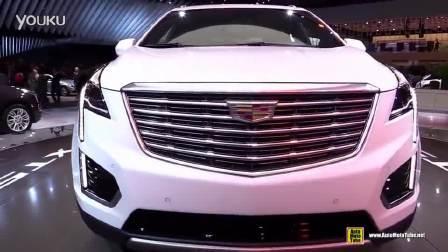 2016北京车展预热 凯迪拉克XT5