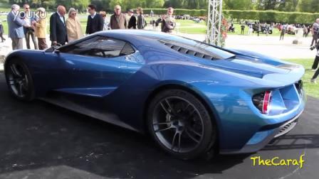 2016款全新福特GT 排气展示