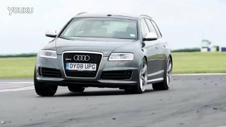 超强对比测试 奥迪RS6直面RS4和日产GTR